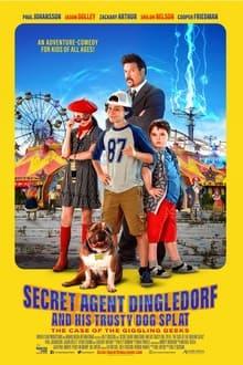 Secret Agent Dingledorf and His Trusty Dog Splat 2021