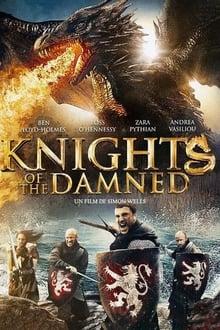 Film Knights of the Damned Streaming Complet - Le Roi a envoyé ses meilleurs chevaliers de tuer le Dragon qui rôde autour de son...