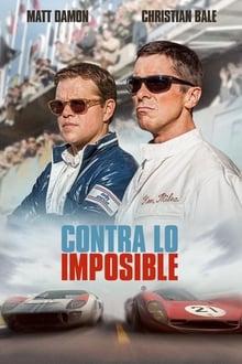 Poster diminuto de Le Mans '66 (2019)