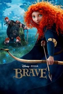 Brave 2012 BluRay Hindi ORG-English Dubbed 480p 720p
