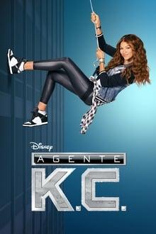 Agente K.C – Todas as Temporadas – Dublado