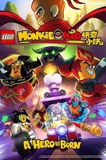 Monkie Kid: A Hero Is Born 2020