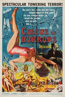 Circo dos Horrores Torrent (1960) Dual Áudio / Dublado BluRay 1080p – Download