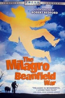 The Milagro Beanfield War - Milagro, război și secetă (1988)