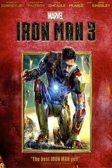 Iron Man 3 Unmasked