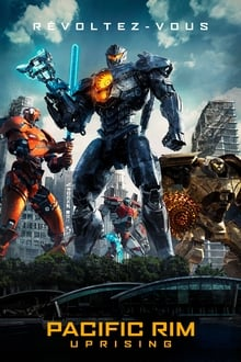 Pacific Rim Uprising streaming