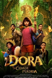 Dora e a Cidade Perdida Torrent (2019) Dublado BluRay 720p e 1080p Legendado Download