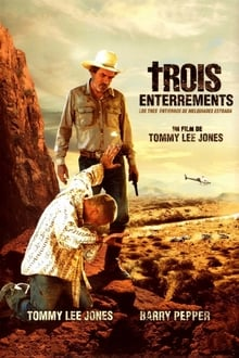 Trois enterrements streaming VF