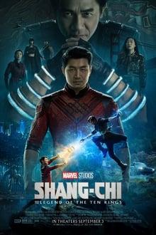 film Shang-Chi et la Légende des Dix Anneaux streaming