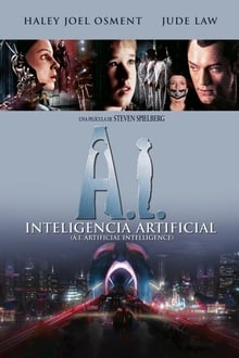 A.I Inteligencia Artificial (2001)