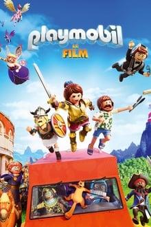 Film Playmobil, le Film Streaming Complet - Lorsque son petit frère Charlie disparaît dans l'univers magique et animé des Playmobil,...