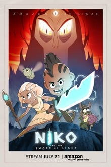 Niko and the Sword of Light 2ª Temporada Completa