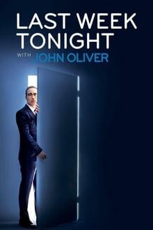 Last Week Tonight With John Oliver Season 8 Complete