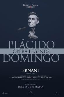 ERNANI CON PLÁCIDO DOMINGO | OPERA LEGENDS