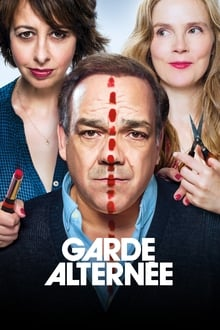 Film Garde alternée Streaming Complet - Sandrine, mariée depuis quinze ans, deux enfants, découvre que son mari Jean a une...