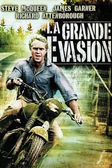 La Grande Évasion Film Complet en Streaming VF