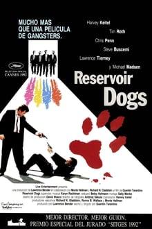 Perros de la calle (Reservoir Dogs) (1992)