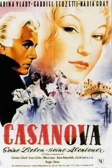 Adventures of Giacomo Casanova