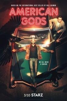Deuses Americanos (American Gods) – Dublado / Legendado
