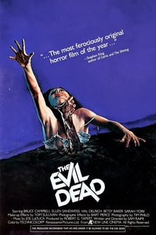 The Evil Dead 1981 (Hindi Dubbed)
