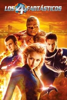 Fantastic Four (Los 4 Fantásticos) (2005)