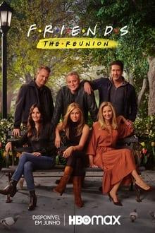 Friends: A Reunião Torrent (WEB-DL) 720p e 1080p Dual Áudio / Dublado – Download