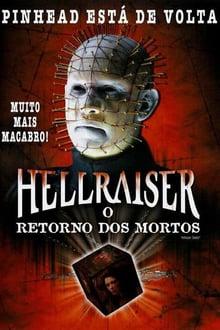 Hellraiser VII – O Retorno dos Mortos Dublado ou Legendado