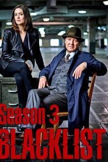 Blacklist Saison 3 Streaming VF