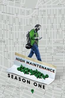 Kaifas su pristatymu 1 Sezonas / High Maintenance Season 1 serialas online nemokamai
