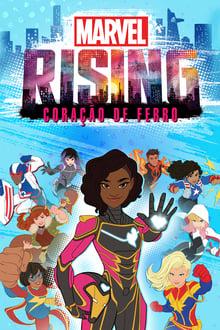 Marvel Rising: Coração de Ferro Dublado