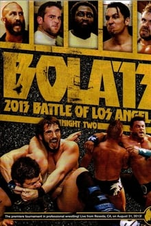 PWG: 2013 Battle of Los Angeles - Night Two