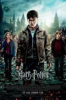 Haris Poteris ir mirties relikvijos. 2 dalis