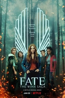 Fate: The Winx Saga 1ª Temporada Completa