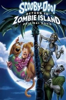Scooby-Doo! Retorno a la Isla Zombi (2019)