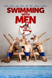 Плавая с мужиками / Swimming with Men filmas online nemokamai