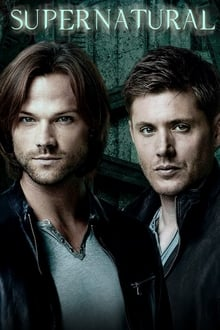 Supernatural 10ª Temporada (2014) Torrent – BluRay 720p Dual Áudio Download [Completa]