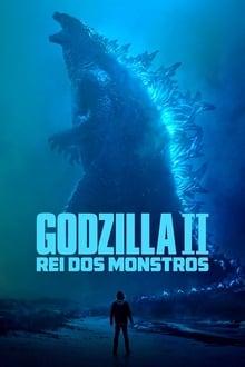 Godzilla II - Rei dos Monstros Torrent (2019) Dual Áudio 5.1 BluRay 720p e 1080p Dublado Download