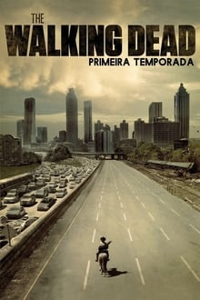 The Walking Dead 1ª Temporada (2010) Torrent – BluRay 720p Dublado Download