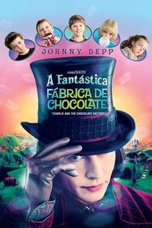 Imagem A Fantástica Fábrica de Chocolate