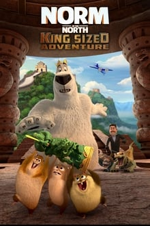 Norm of the North: King Sized Aventure