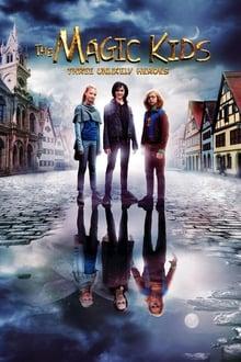 The Magic Kids: Three Unlikely Heroes 2020