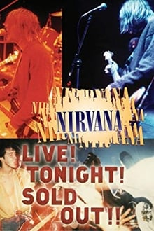 Nirvana: Live! Tonight! Sold Out!!