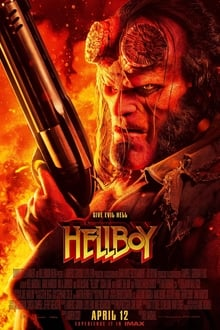 Pragaro vaikis / Hellboy