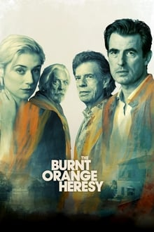 The Burnt Orange Heresy Torrent (2020) Dublado HDCAM 720p Legendado Download
