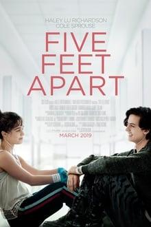 Trys žingsniai iki tavęs / Five Feet Apart