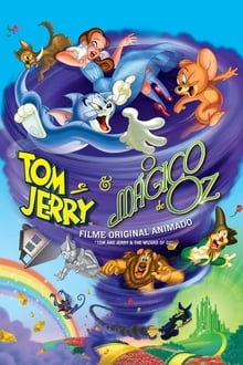 Tom & Jerry e o Mágico de Oz Dublado