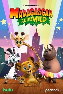 Madagascar: A Little Wild Season 1 Complete