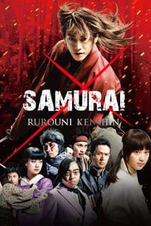Samurai X Trilogia Torrent (WEB-DL) 720p e 1080p Dual Áudio / Dublado – Download