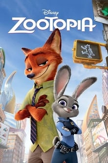 Zootopia 2016 (Hindi Dubbed)
