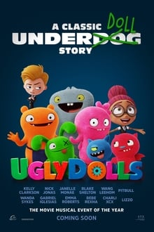 Bjaurios lėlės / UglyDolls